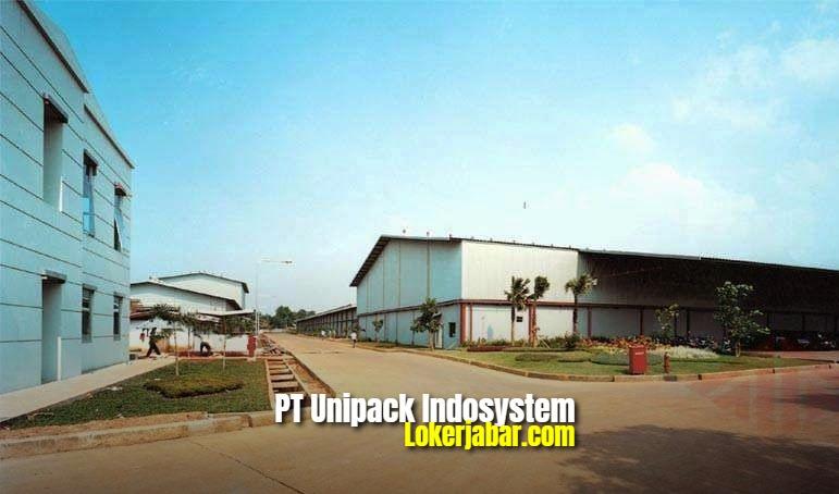 Lowongan Kerja PT Unipack Indosystem 2021