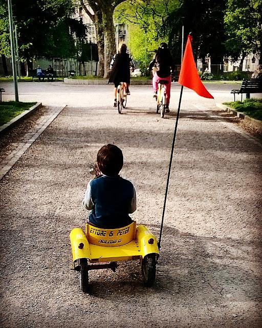 Attività, mete ed itinerari con i bimbi