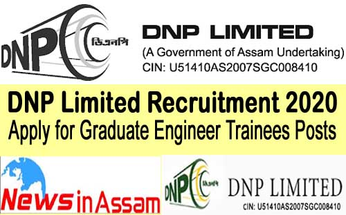 DNP Limited Recruitment 2020