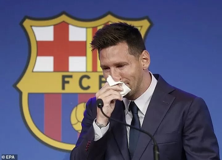 Barca lawyers move to BLOCK Messi's move: PSG's FFP ratio is worse than theirs