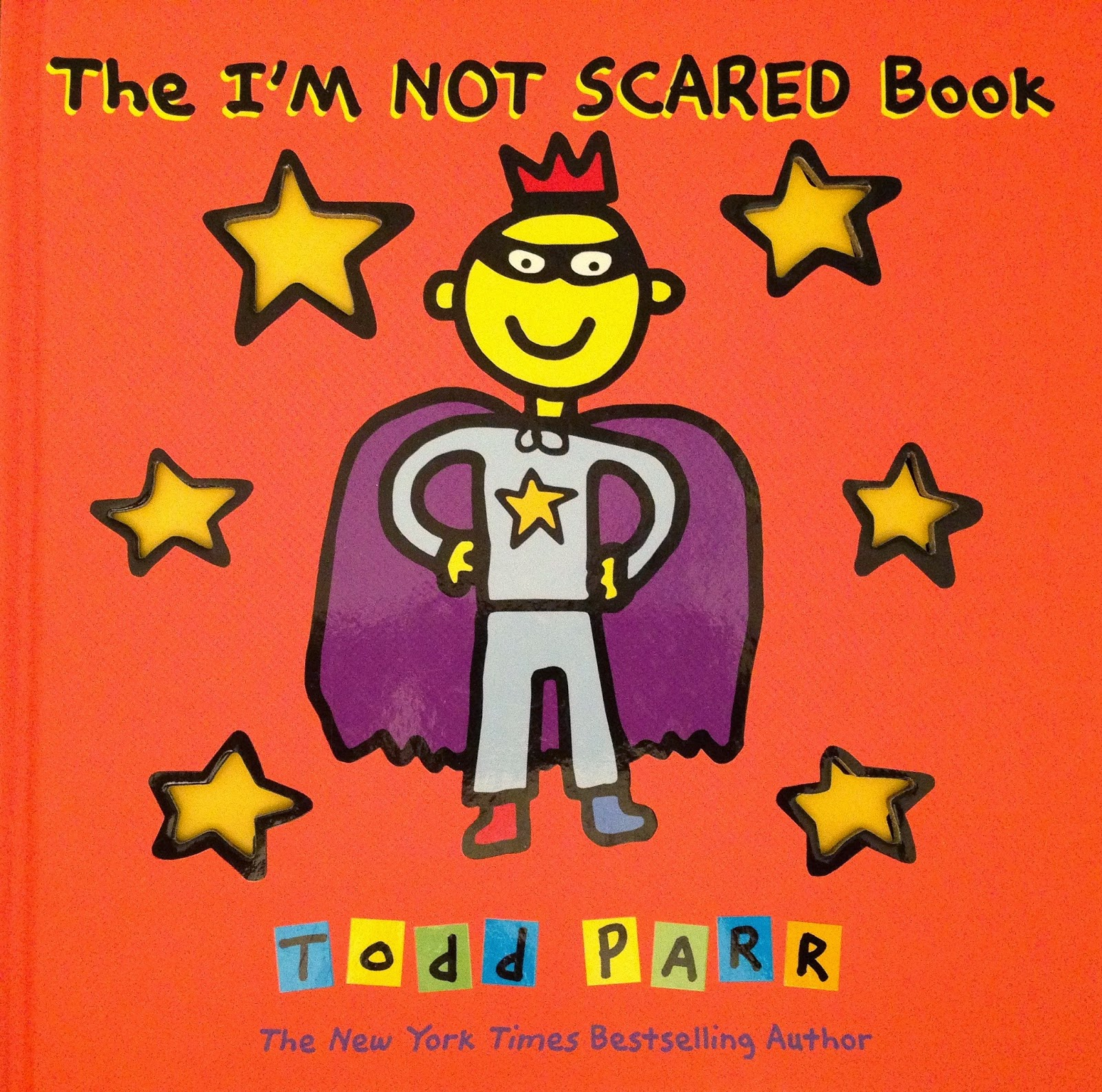 I'm Not Scared essay