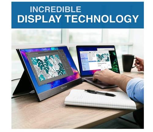 SideTrak Solo 15.6 4k Portable Monitor for Laptop