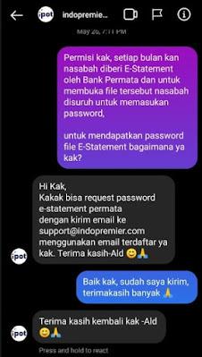Akun Instagram Indo Premier Official