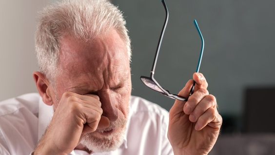Fatigue in Older Adults, Health Tip