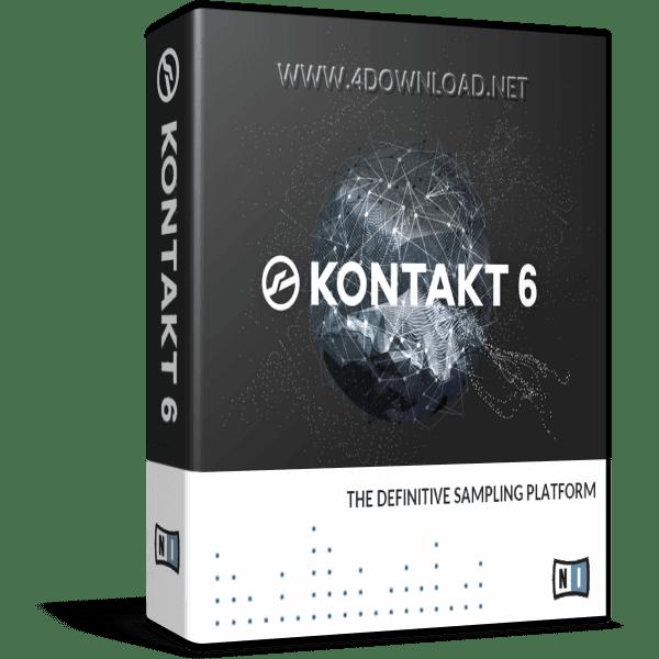 Download Kontakt 6 Full version