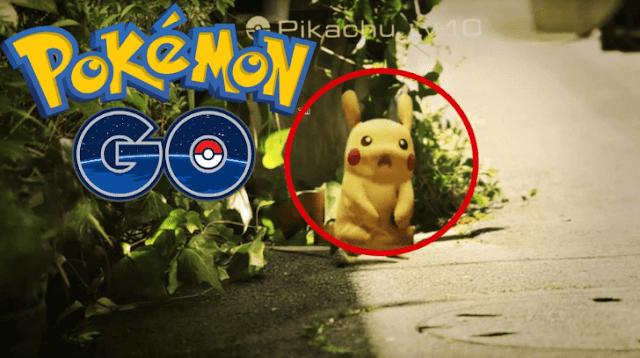 Cara mencari Pokemon Go