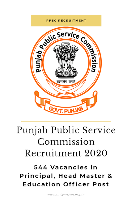 Punjab Public Service Commission Recruitment