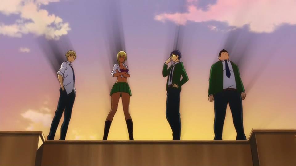 Nonton Anime Hajimete no Gal