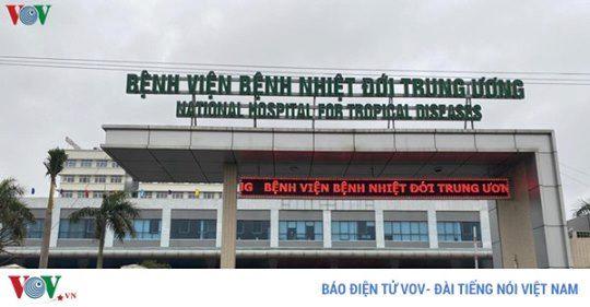 Chiều nay bệnh nhân Nguyễn Quang Thuấn - Covid-21 sẽ xuất viện, cùng với 10 bệnh nhân khác