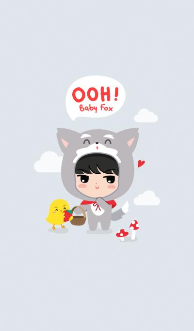 OOH! baby fox