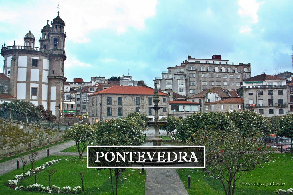 Qué ver en Pontevedra, paso obligado del Camino de Santiago