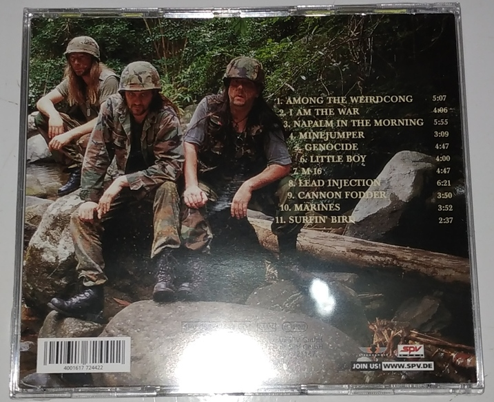 CD Sodom - M-16 - GUDANG MUSIK SHOP