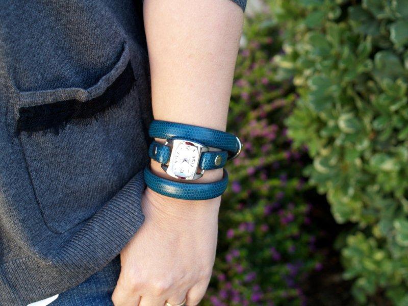 Tampil pesona dengan strap jam tangan dari kulit buaya