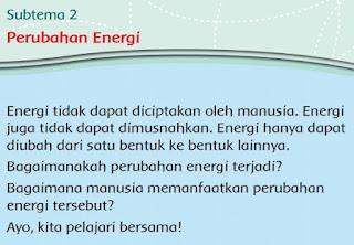 Subtema 2 Perubahan Energi www.simplenews.me