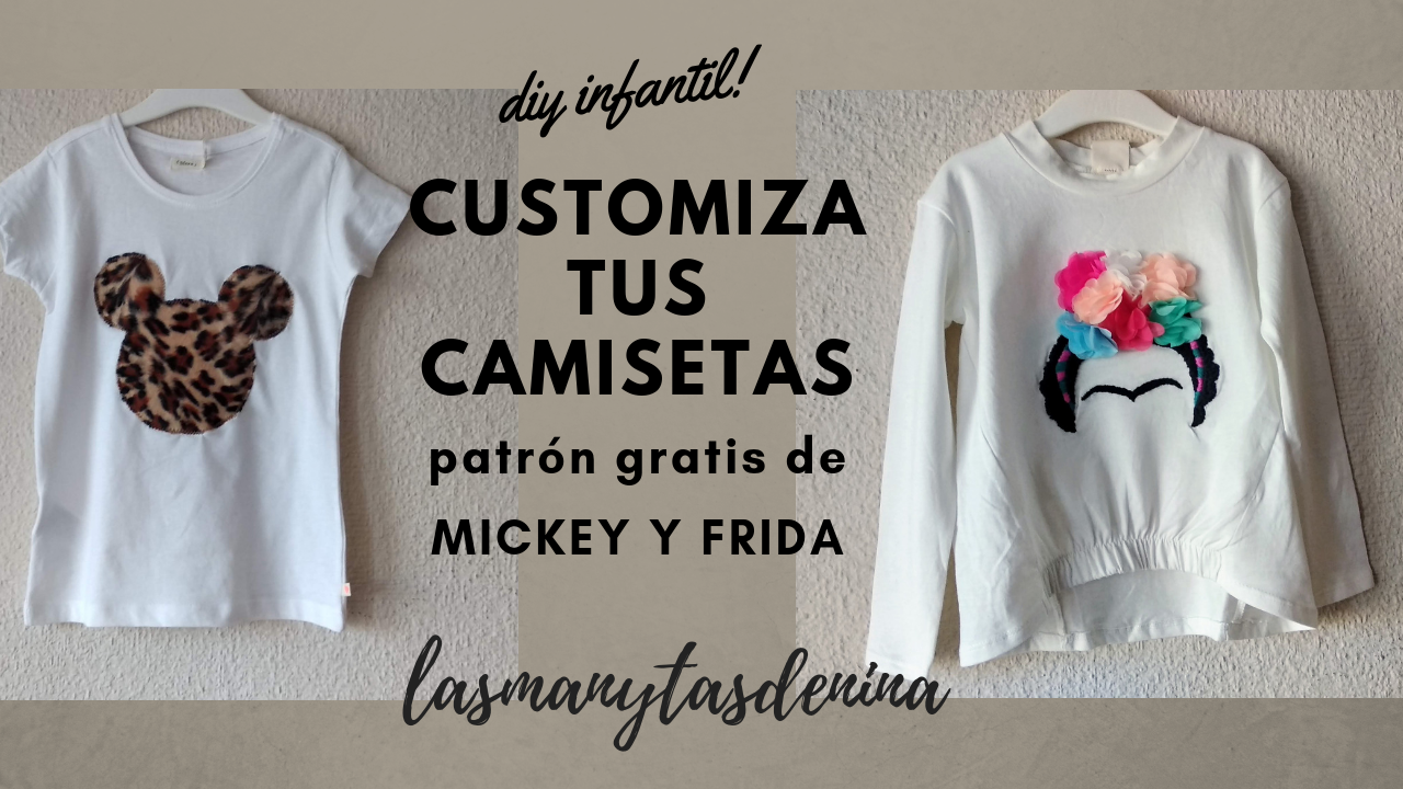 Decorar Camisetas Infantiles Diy Customiza Tus Camisetas Infantiles