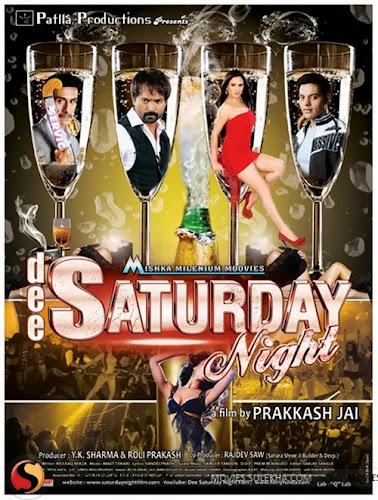 Dee Saturday Night (2014) Movie Poster
