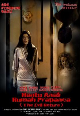 Hantu Anak Rumah Prapanca Poster