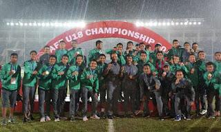 Daftar Pemain Timnas U19 Piala AFC U-19 Championship 2018