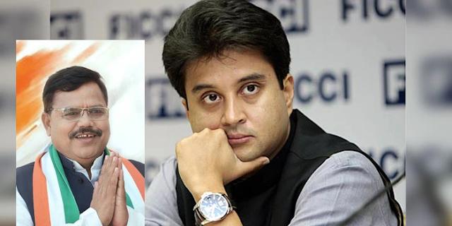 ज्योतिरादित्य सिंधिया ने सरकार को आगाह करने के लिए जो किया बिल्कुल सही किया (वीडियो देखें): मंत्री प्रद्युम्न सिंह तोमर