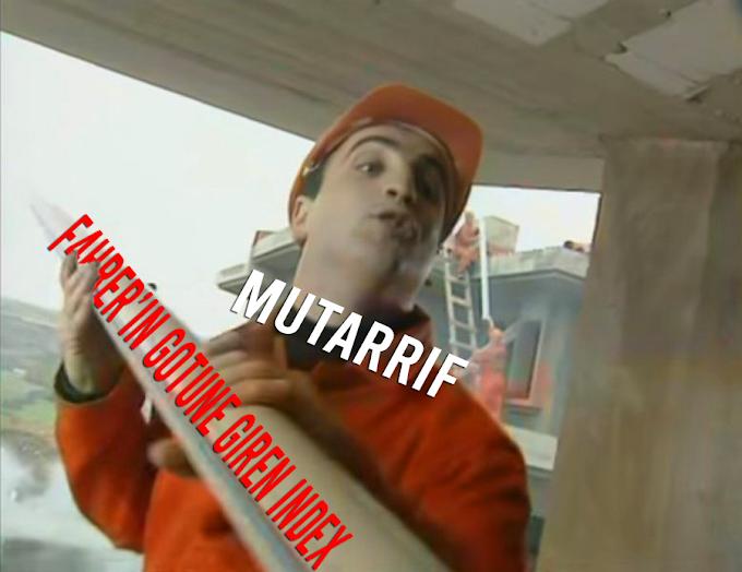 F4HRER'in Götüne Mutarrif'ten Boru Gibi İndex!