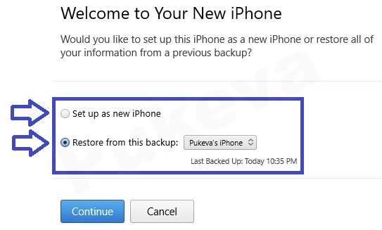 Cara Restore Iphone Ke Pengaturan Pabrik Menggunakan Itunes
