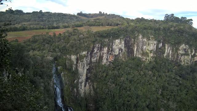 Cascata dos Três Monges, Serra Gaúcha