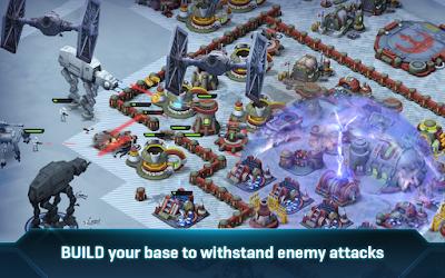 download star wars commander mod apk unlimited crystal