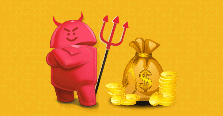 Watch Out! New Cryptocurrency-Mining Android Malware is Spreading Rapidly