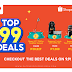 Checkout the TOP 99 BEST DEALS this Shopee 9.9 Super Shopping Day!!