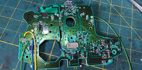 [SCHEMATICS_48EU]  OneSwitch.org.uk blog: Xbox One: Model 1708 Pin-out PCB guide for switch  access | Xbox One Controller Wiring Diagram |  | OneSwitch.org.uk blog