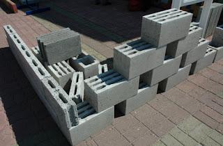 Блоки из керамзита и цемента Волгоград