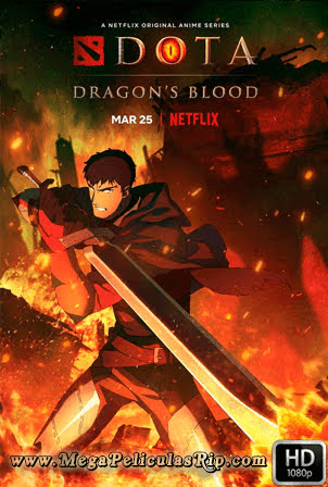 Dota: Dragon's Blood Temporada 1 [1080p] [Latino-Ingles] [MEGA]