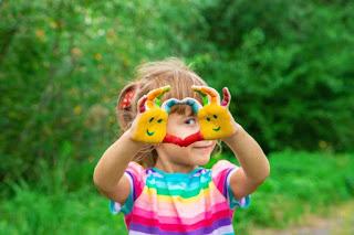 Campo de experiência BNCC Educação Infantil- Traços , sons, cores e formas.