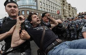 После победы над системой активисты объявили войну друг другу