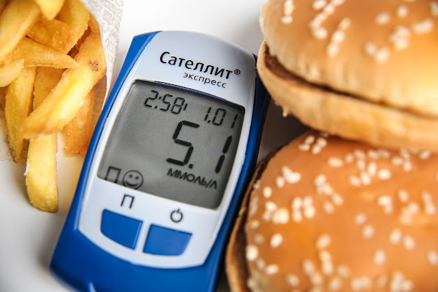 diabetic and weight loss