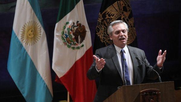 Fernández considera que es tiempo del retorno de gobiernos progresistas