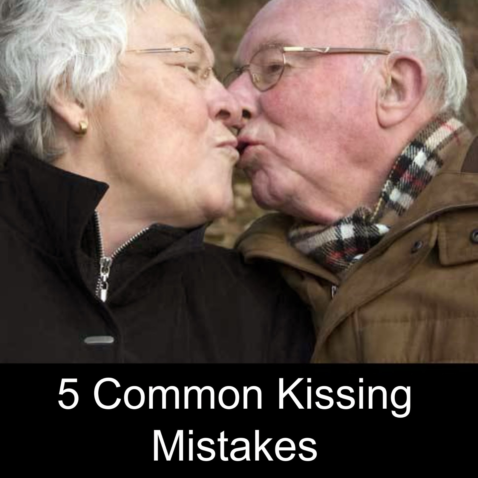 Common Kissing Mistakes
