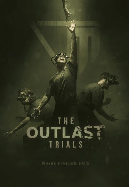 الإعلان رسميا على لعبة The Outlast Trials و بأسلوب مختلف كثيرا