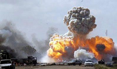 Boom! Goes Libya
