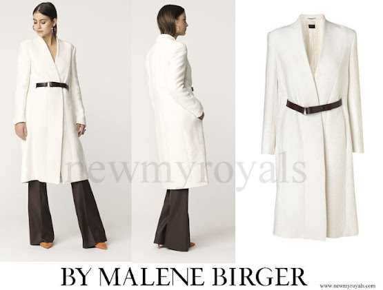 Princess Sofia wore By Malene Birger dazir jacket