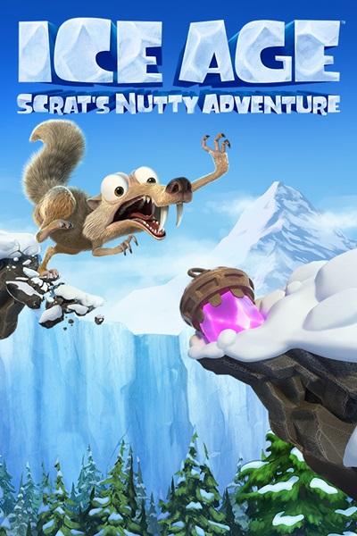 โหลดเกมส์ Ice Age Scrat's Nutty Adventure