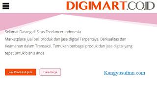 Digimart.co.id Situs Freelancer Indonesia Terpercaya dan Berkualitas