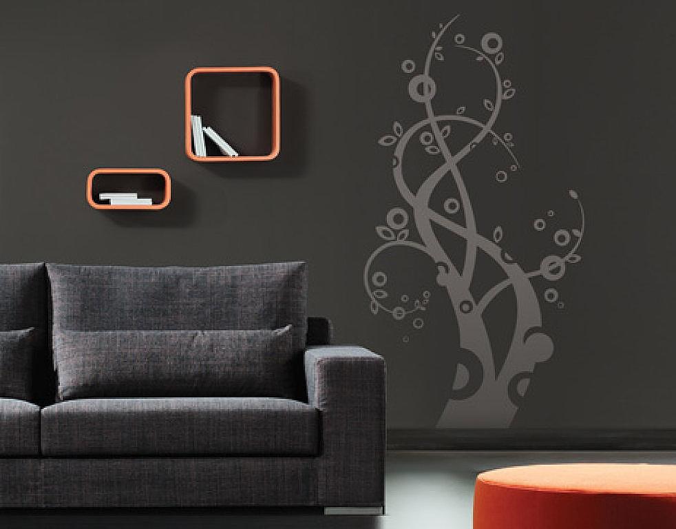 Decoracion actual de moda paredes decoradas con dibujos - Paredes decoradas modernas ...