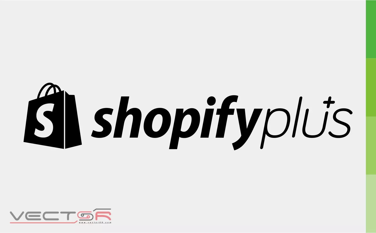 Shopify Plus Logo - Download Vector File CDR (CorelDraw)