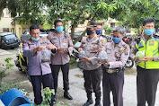 Dukung Ketahanan Pangan, Kapolsek Medan Helvetia Tebar Ribuan Benih Ikan Lele Budikamber