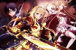 Download [Anime OST] Sword Art Online: Alicization - War of Underworld (Opening & Ending) [Completed]