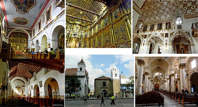 Seis igrejas coloniais para visitar em Bogotá com entrada gratuita