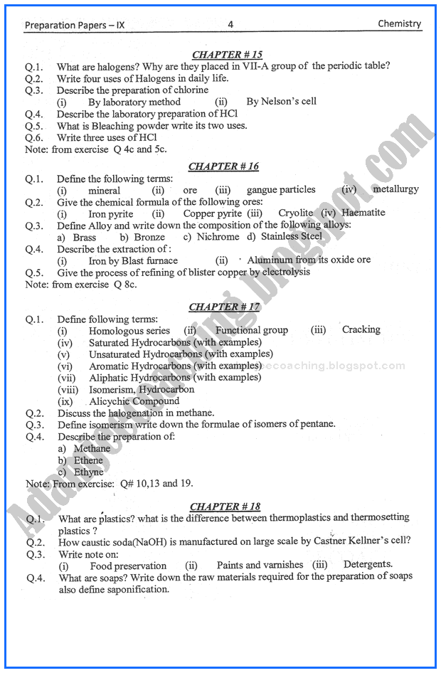 chemistry-9th-adamjee-coaching-guess-paper-2017-science-group