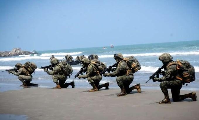 ¡Entrega la Armada a 30 marinos relacionados a desaparición forzada!