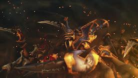 Nyx Assassin DOTA 2 Wallpaper, Fondo, Loading Screen